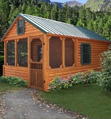 Modular Log CabinsThe Most Complete Of All Prefabs To