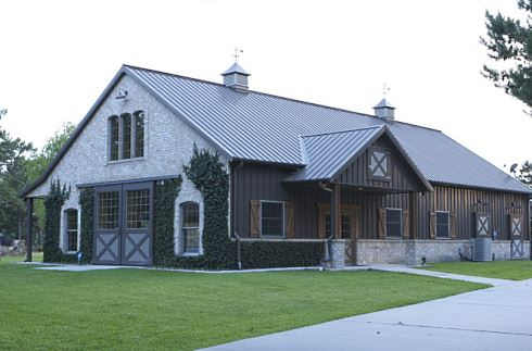 metal homes size best barn floor barns on with pole hill country of full plans images home house style porch around wrap