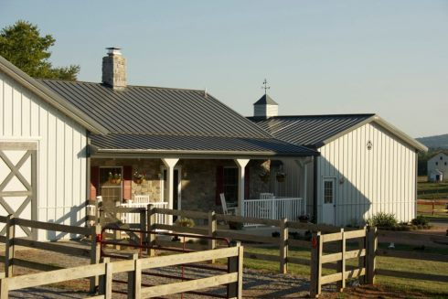 Pole Barn Homes Beyond Mere Exercises In Utility
