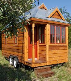 prefab cabin