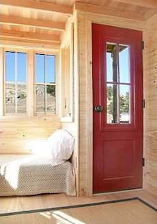 though a majority of its designs are traditional in style the tumbleweed tiny house company also creates contemporary style structures such as the design