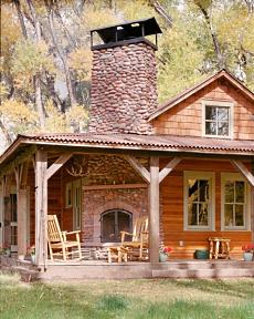 small cabin design