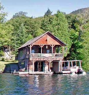 Log Cabin Homes Kits