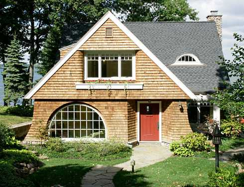 Surprising Standout Small Cottage Designs Shingled Sanctuaries Largest Home Design Picture Inspirations Pitcheantrous