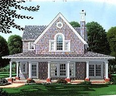 New England Shingle Style Seaside House Plans Viral