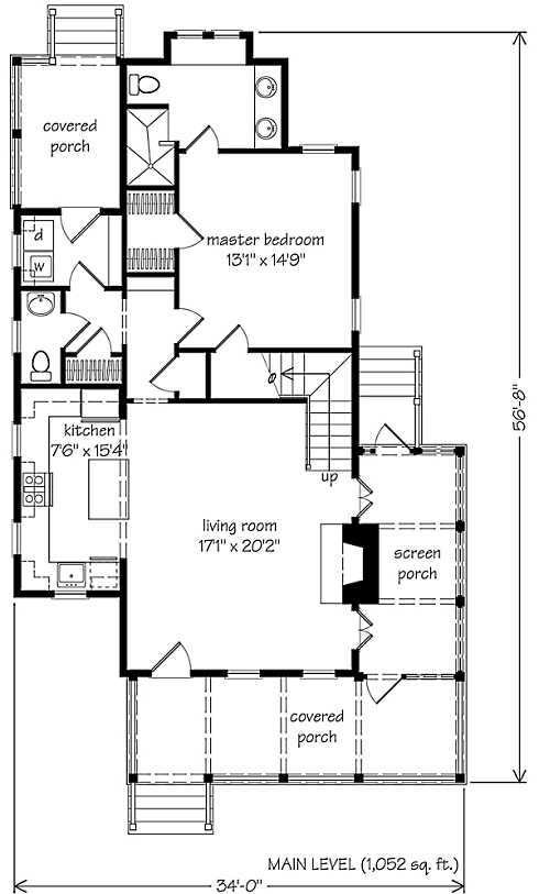 Swell Small Cottage Plans Farmhouse Style Largest Home Design Picture Inspirations Pitcheantrous