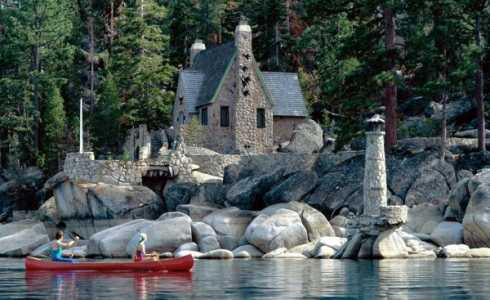 stone cottage architecture