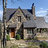small stone cottage