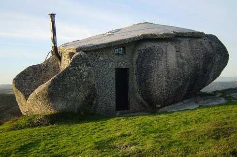 stone cottage design