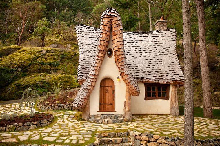 storybook cottage design