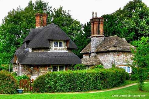 storybook cottage designs