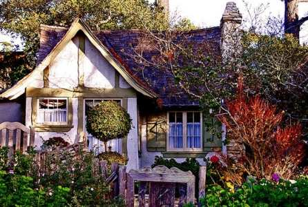 Collections of Small Storybook Cottage Homes, - Free Home Designs ...