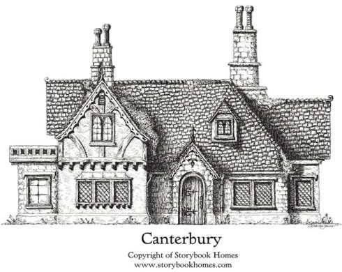 Stone Cottage House Plans Home