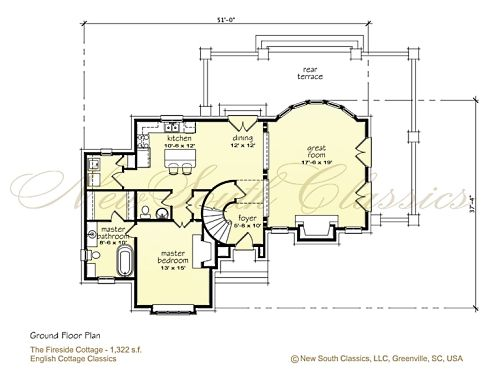 Storybook home floor plans home design and style for Storybook homes plans