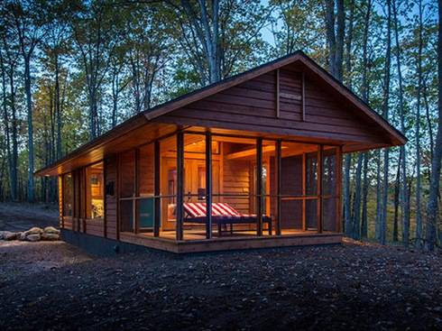 Standout Cabin Designs : Standout cabin designs an amazing array of exciting plans