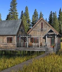 cabin design plans