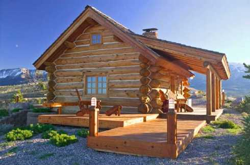 Compact cabin floor plans efficient and engaging for Efficient cabin plans