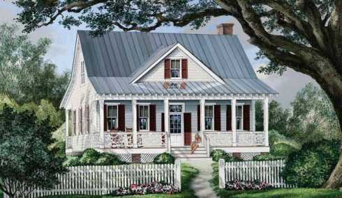 Standout Cottage Designs Cozy Cute Quaint