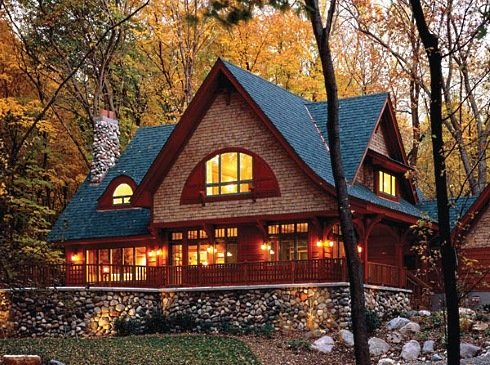 cottage home