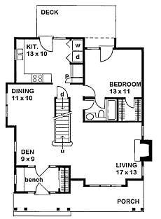 Unique Beach Home Plans on coastal home floor plans