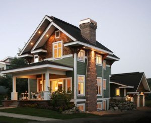 Craftsman cottage decor pride in craftsmanship - Arts and crafts home interior design ...