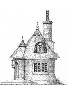 english cottage studio
