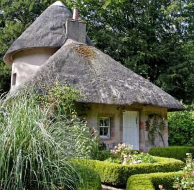 The English Storybook Cottage Fairy Tale Fantasies