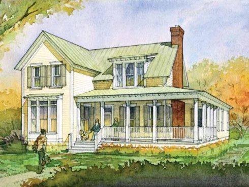 farm house plans