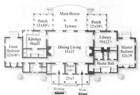 Two Master Suites House Plans With Downstairs Popular