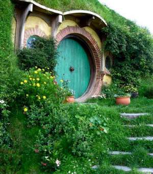 ... (1892 1973) And Popularized By A Series Of Movies Based Upon His  Fantasy Novels (i.e., The Hobbit And The Lord Of The Rings), Hobbit Houses  Are Steadily ...
