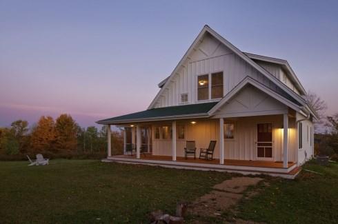 hobby farm homes
