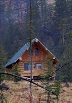 hunting cabins
