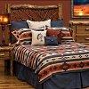 log cabin furnishings