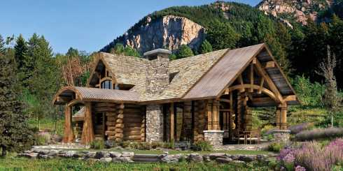 standout log cabin designs captivating ambiance period charm