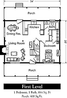 Cabin Floor Plans glen rock_honest abe Log Cabin Floor Plans
