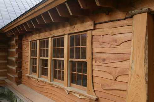 Log Cabin Home Plans A Spectacular Hunter 39 S Haven