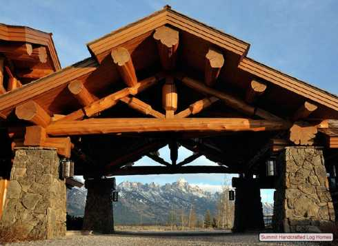 standout log homes plans a majestic mountain home log home plans cottage house plans