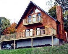 modular log cabins