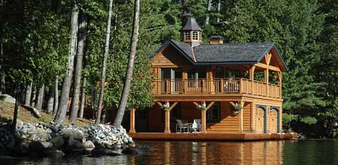 Standout Small Cabin Designs . . . Romantic Retreats!