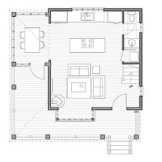 Fabulous Small Cabin Floor Plans Cozy Compact And Spacious Largest Home Design Picture Inspirations Pitcheantrous