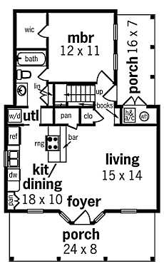 Brilliant Small Cabin Floor Plans Cozy Compact And Spacious Largest Home Design Picture Inspirations Pitcheantrous