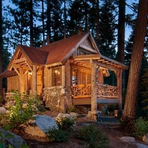 Standout Small Cabins . . . A Smorgasbord of Styles! on log storage ideas, log cabin exterior lighting, campground lighting ideas, log cabin ceiling lighting, craftsman style lighting ideas, custom home lighting ideas, inexpensive lighting ideas, over counter lighting ideas, can lighting ideas, cottage lighting ideas, log home bathrooms, cabin design ideas, wood log ideas, log cabin track lighting, creative lighting ideas, log home kitchens, log cabin wall lighting, do it yourself lighting ideas, log home lighting, lowe's kitchen lighting ideas,