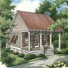 small cottage house plans - Small Cottage