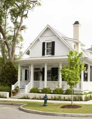 Small Cottage Plans . . . Farmhouse Style!