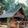 log cabin kit homes