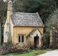 stone cottage architecture