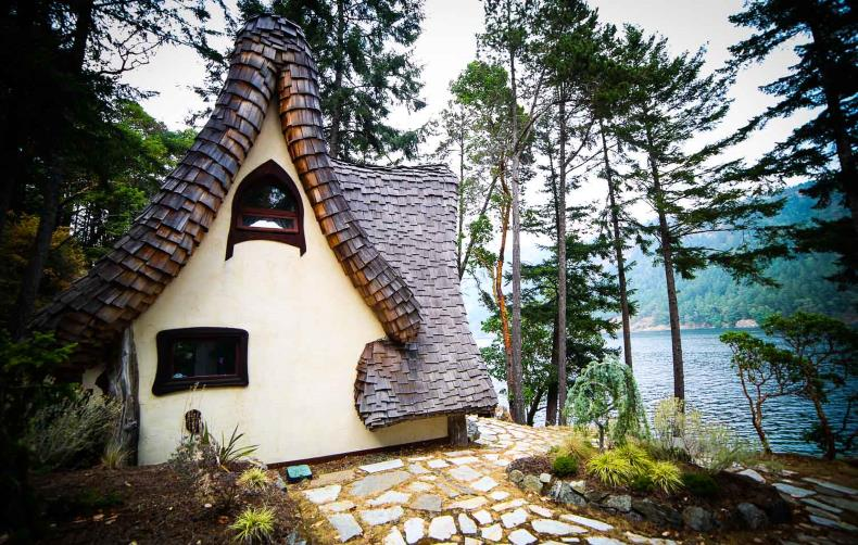 storybook cottage design