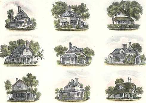 storybook cottage designs