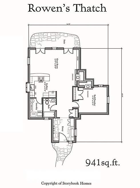 storybook home plans