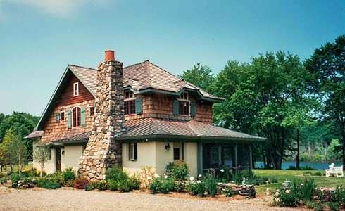 Storybook house plans cozy country cottages for Cozy cottage home plans